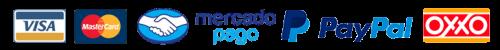 Logotipos de pago